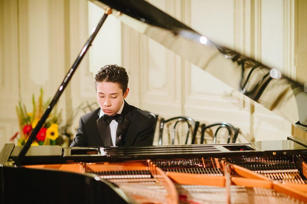 FEURICH Competition 2017: Angel Wang (USA/Russia)