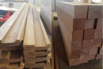 FEURICH 123 - Vienna, fall board and legs wood